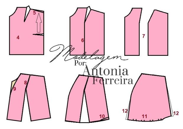 Vestido de Lastex