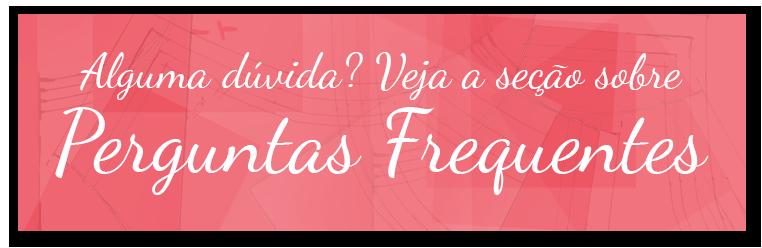 Perguntas Frequentes sobre a Revista de Moda Antonia Ferreira - Moldes Prontos Colecionáveis. Modelagem