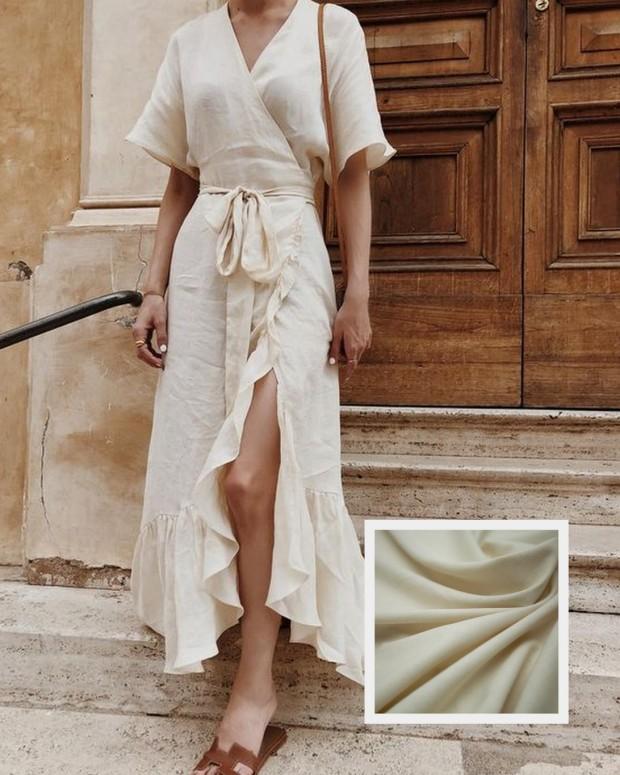 Um dos 5 tecidos mais usados no verão: Linho