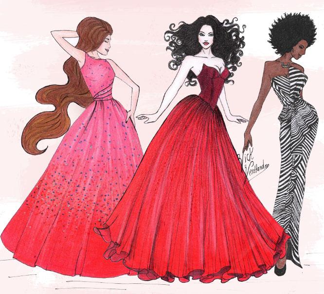Curso de Desenho de Moda e Estilismo, Antonia Ferreira